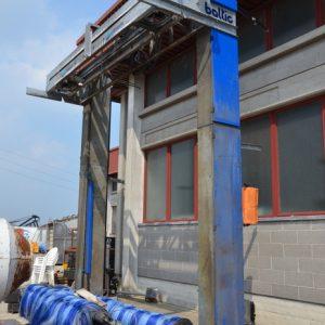 Auto lavaggio a portale per camion Ceccato Baltic AS Overlapping