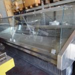 Bancone refrigerato positivo uso espositivo frigo