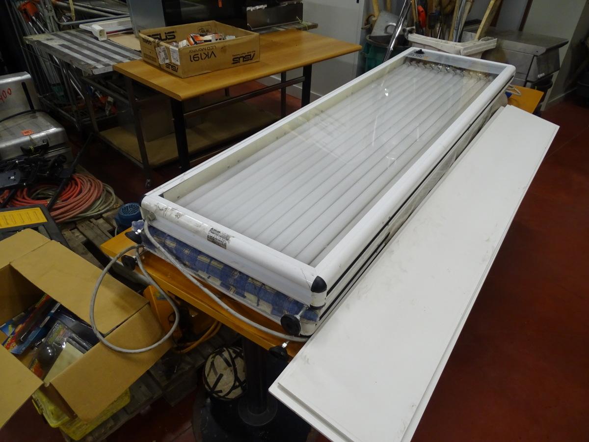 Vendita in blocco di attrezzatura solarium