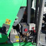 Spazzatrice elettrica Tennant