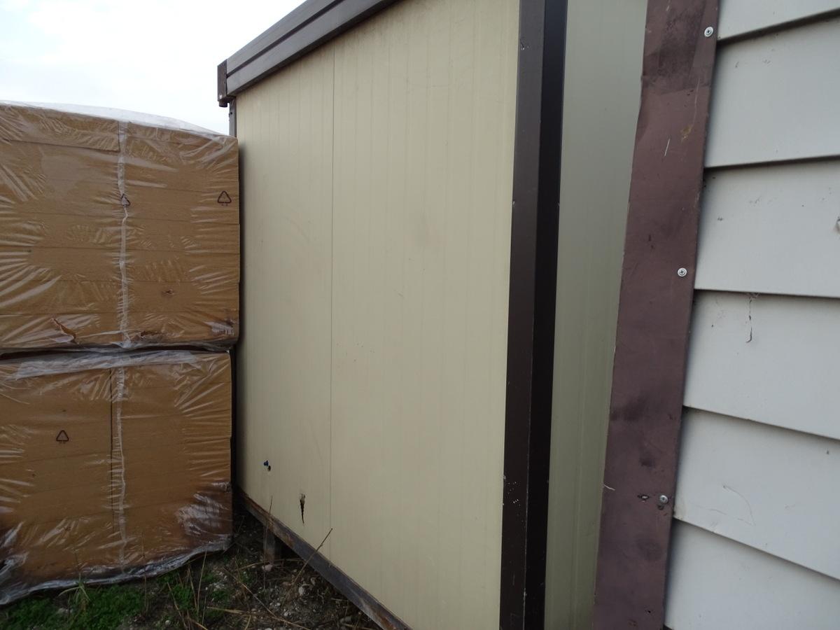 Box coibentato uso servizi