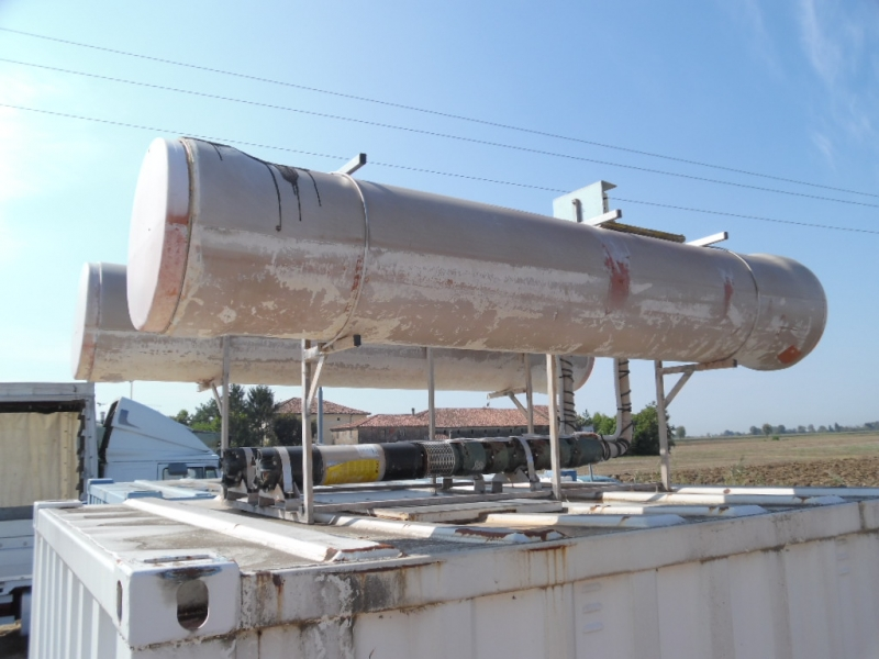 Pompe galleggianti