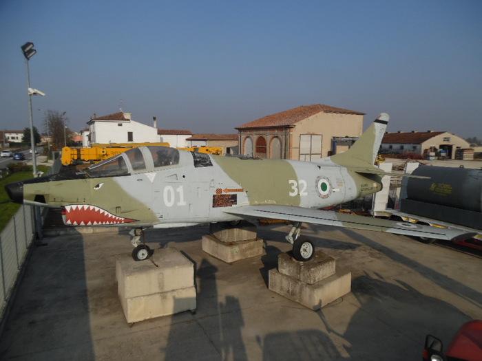 Aereo mod.G-91Y disattivato
