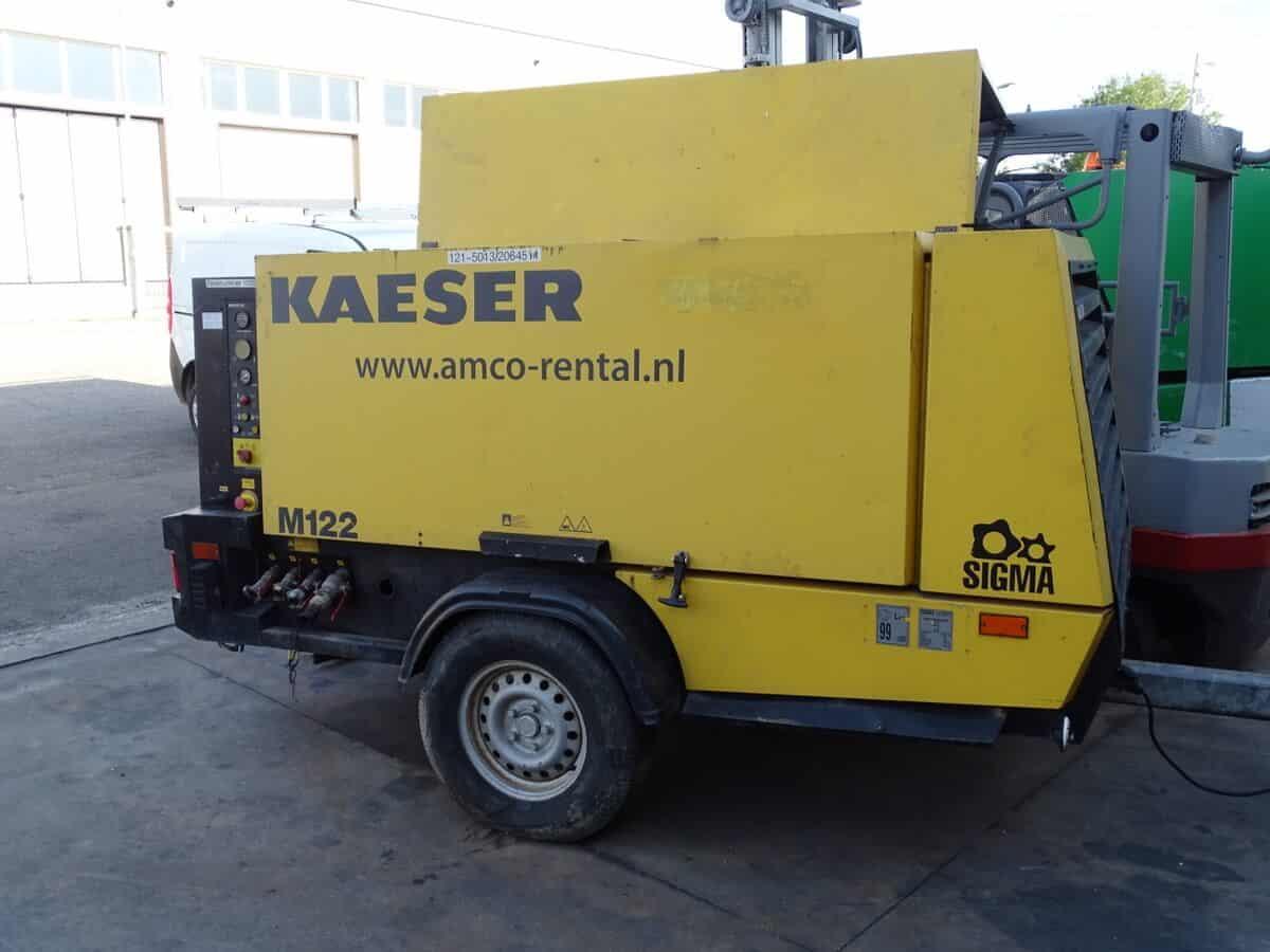 Motocompressore Kaeser